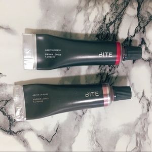 Bite Agave Lip Mask Duo Smashed & Champagne
